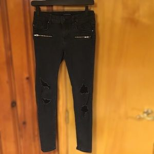 Vigoss denim- the Chelsea skinny jean